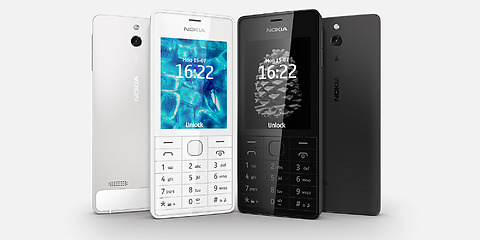 Kamera Nokia 515