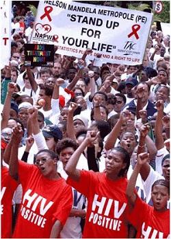 Aids afrika