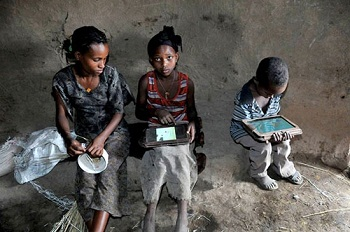Anak Ethiopia