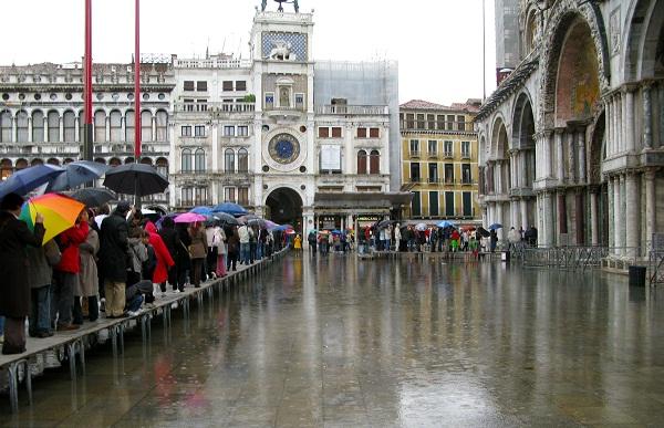 Banjir Venesia