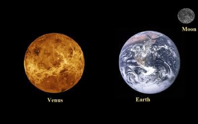 bumi dan venus