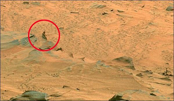 Kehidupan di Mars