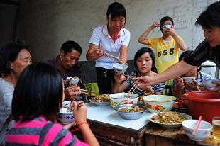 Keluarga China