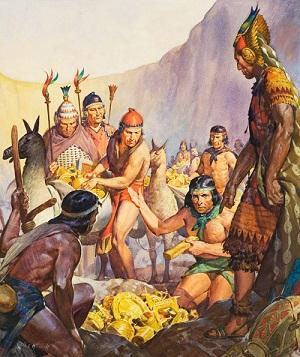 Makanan suku inca
