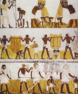 Siapakah Sesungguhnya Orang-Orang Mesir Kuno Itu?