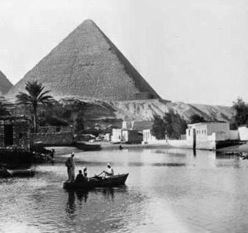Nil Mesir Kuno