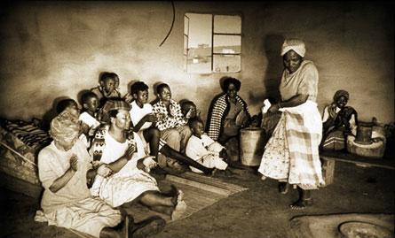 Nyanyian Afrika