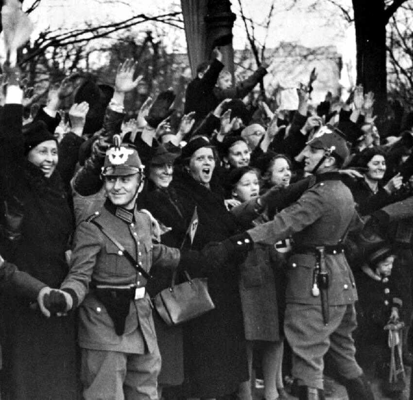 Sejarah Anschluss