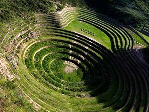 Terasering Inca