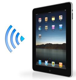 Wi-Fi di iPad