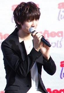 Foto Kang Min-hyuk