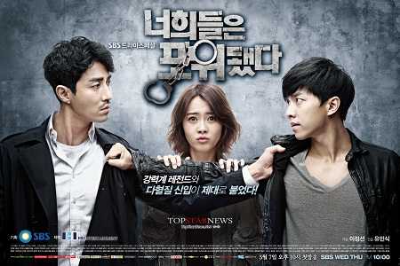 Gambar drama You're All Surrounded