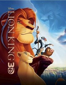 Poster film The Lion King
