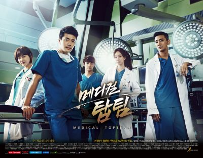 Poster Medical Top Team