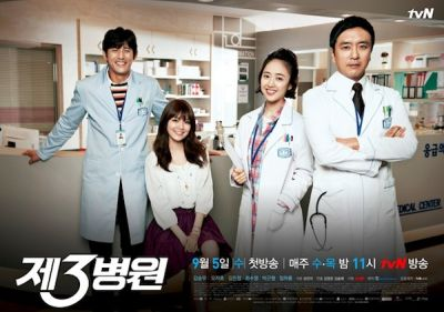 Poster The 3rd Hospital