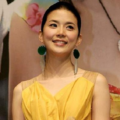 Foto Lee Bo-young