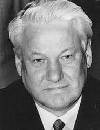 Foto Boris Yeltsin