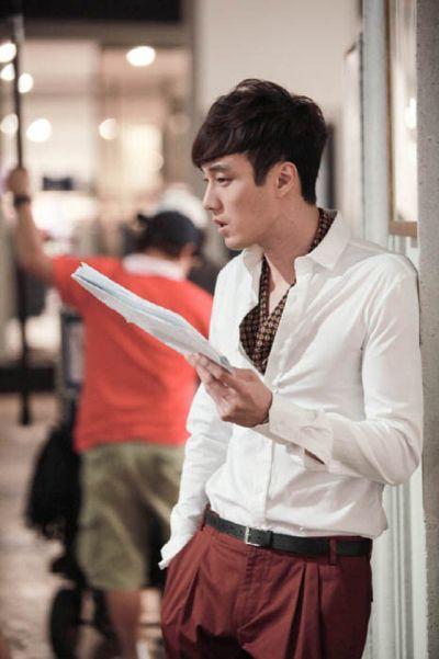 Foto Di Balik Layar Drama Master's Sun 42