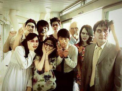 Foto Di Balik Layar Drama Master's Sun 50