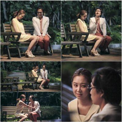 Foto Di Balik Layar Drama Master's Sun 6