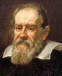 Foto Galileo Galilei