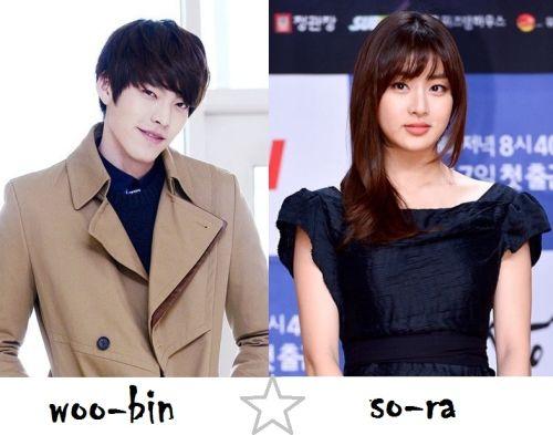 Woobin dan Sora