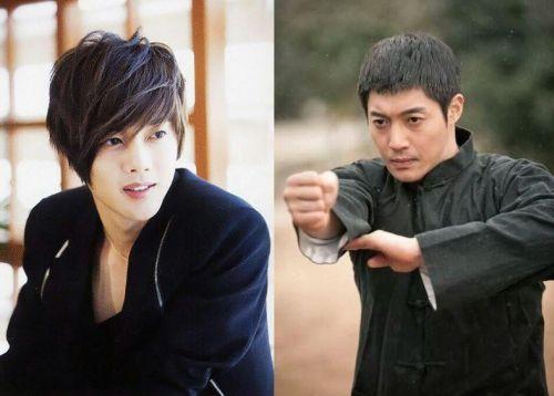 Foto Kim Hyun Joong Dulu dan Sekarang