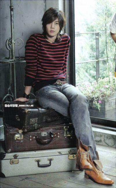 Foto Kim Hyun Joong yang Keren dan Ganteng 11