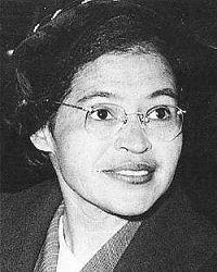 Foto Rosa Parks