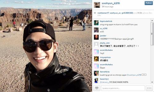 Instagram Kim Soo Hyun