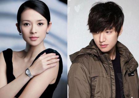 Lee Min Ho Zhang Ziyi
