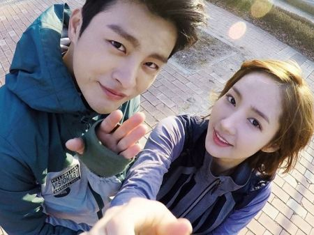 Park Min Young Seo In Guk
