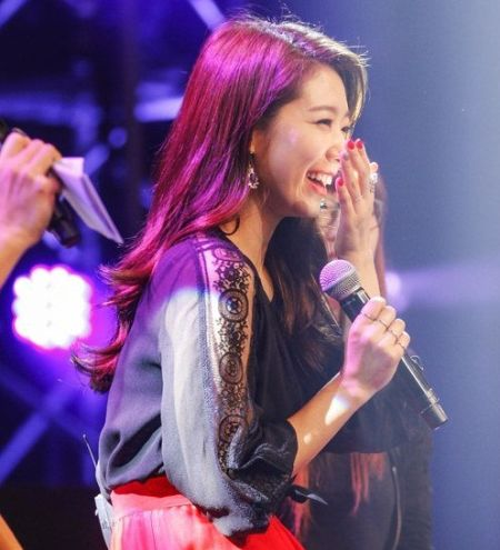Park Shin hye China