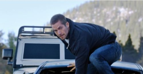 Paul Walker dalam Furious 7
