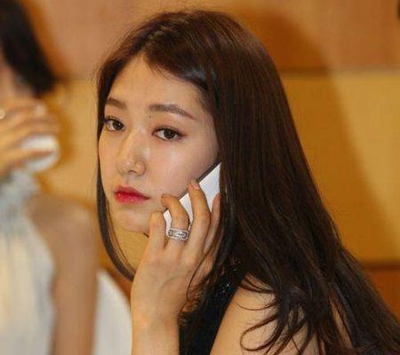 Ponsel Park Shin Hye