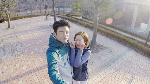 Seo In-guk dan Park Min-young 2