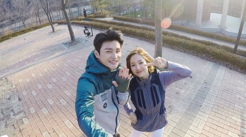 Seo In-guk dan Park Min-young 3