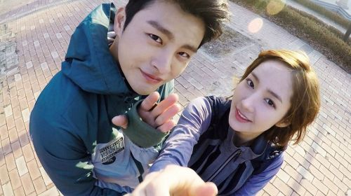 Seo In-guk dan Park Min-young 4
