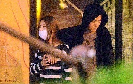 Suzy dan Sung Joon