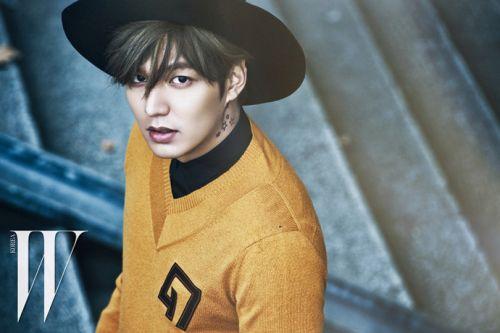 Foto Terbaru Lee Min-ho 8