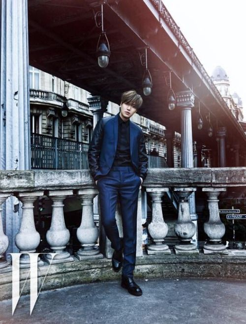 Foto Terbaru Lee Min-ho