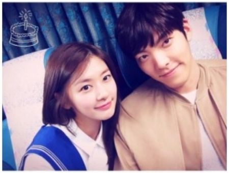 Jung So Min dan Kim Woo bin