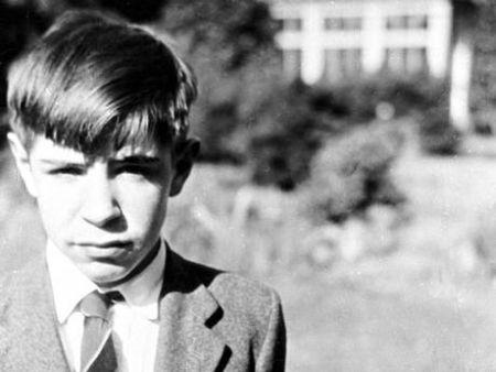 Stephen Hawking 12 Tahun