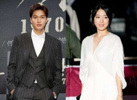 Lee Min-ho Park Shin-hye