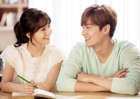 Lee Min Ho Yoona
