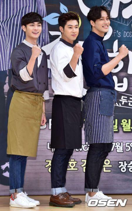 Yunho Luncurkan Drama Terbarunya I Order You – Kembang Pete