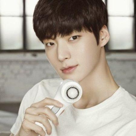 Foto Ahn Jae Hyun