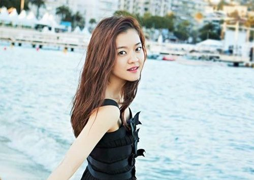 Go Ah Sung Cannes