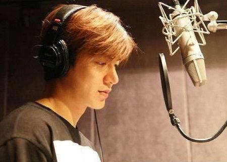 Lee Min Ho Nyanyi