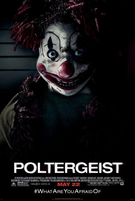 Poster Film Poltergeist (2015)